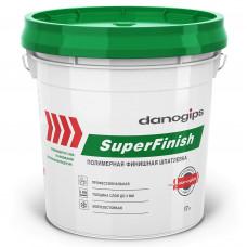 Шпаклёвка DANOGIPS 17л/28кг Super-Finish (SHEETROCK)