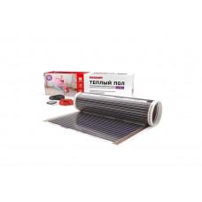 Тёплый пол плёночный REXANT ULTRA RXM 220 2м2/0,5 *4м/440Вт. 51-0503-4