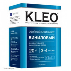 Клей для виниловых обоев KLEO SMART 20 (3-4)