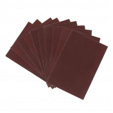 Бумага наждачная №80 листы 240х170мм (цена за 1 лист)