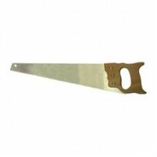 """Ножовка по дереву 2D заточка средний зуб """"Мастер"""" 500мм Бибер 85663"""
