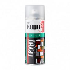 """Грунт аэрозоль белый 520мл """"KUDO"""" KU-2004"""