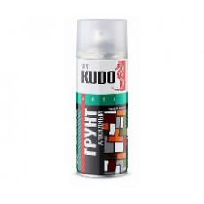 "Грунт аэрозоль серый 520мл ""KUDO"" KU-2001"