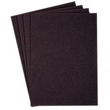 Бумага шлиф. водостойкая Р400 листы 230*280мм 10шт Бибер