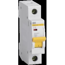 Автоматический выключатель ВА 47-29 1P 16А 4,5кА IEK