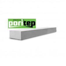 Перемычка газобетонная Poritep D600 1200х150х250 B3.5