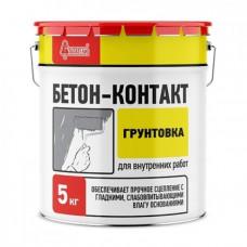 Грунтовка бетон-контакт 5кг Старатели