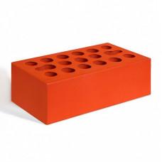 Кирпич облицовочный утолщённый красный (Керма)