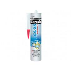 "Герметик-затирка силикон CS 25 №58 темно-коричневая 280мл Ceresit"""