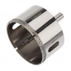 Коронка алмазная 68мм с центровочным сверлом Rexant 92-0018