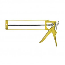 """Пистолет для герметиков 9"""" скелетный Бибер 60101"""
