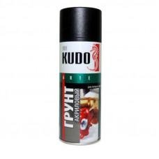 """Грунт аэрозоль черный 520мл """"KUDO"""" KU-2003"""