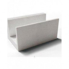 Блок газобетонный П-образный Bonolit D-500 600х250х200мм