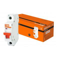 Автоматический выключатель ВА 47-29 4,5кА, С 10А, 1P SQ0206-0072
