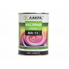 Краска МА-15 1,9кг белая Лакра