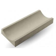Желоб водосточный (500*17,5*50) серый