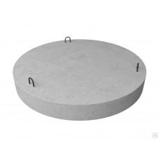 Плита низа (дно колодца) D=1,5м