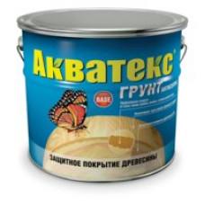 Акватекс грунт-антисептик 3л
