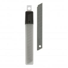 """Лезвия запасные для пистолетного ножа 9мм набор 10шт """"Кедр"""" 031-0002"""