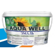 Эмаль для радиаторов Aqua-Well БСА-114 1кг