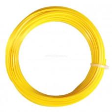 Леска 3,0 Квадрат жёлтая ТЛР