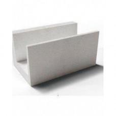 Блок газобетонный П-образный Bonolit D-500 600х250х375мм