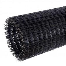 Сетка кладочная базальтовая ячейка 25х25мм рулон 1х50м
