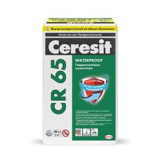 "Гидроизоляция цементная ""WATERPROFF"" CR 65 20кг CERESIT"