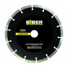 Диск алмазный сегментный Премиум 230мм БИБЕР 70266