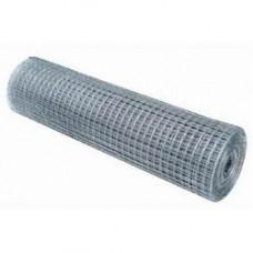 Сетка сварная рулон 1,5х25 (50х50) цинк