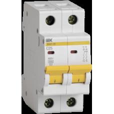 Автоматический выключатель ВА 47-29 2P 25А 4,5кА IEK