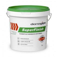 Шпаклёвка DANOGIPS 11л/18кг Super-Finish (SHEETROCK)