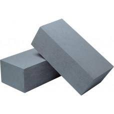 Кирпич силикатный чёрный утолщённый (Малыгино) 600шт