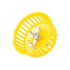 Сверло круговое по кафелю с защитной решеткой Бибер 55501