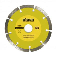 Диск алмазный сегментный Стандарт 125мм Бибер 70213