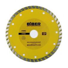 Диск алмазный турбо Стандарт 150мм Бибер 70204