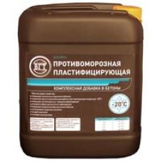 """Добавка ВД-АК-0301 пластифицирующ. противоморозн. 10кг """"ВГТ"""""""