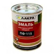 Эмаль ПФ-266 Лакра золотисто-коричневая 1кг