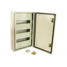 Корпус металлический ЩРн-36з-0 74 У2 IP54 ИЭК MKM11-N-36-54-Z