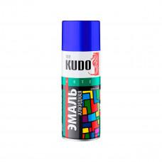 Краска аэрозоль KUDO 520мл голубая KU-1010