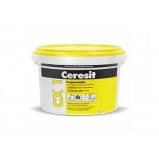 Блиц-цемент (гидропломба) CX 1 2кг CERESIT