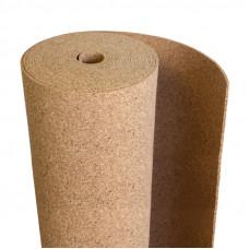 Подложка пробковая техническая 2мм(1м*10 метр.пог.)