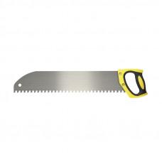Ножовка по газобетону пласт. ручка 500мм Бибер 85697