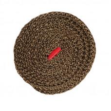 Шнур базальтовый термостойкий 10мм х 2м