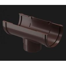 Водостоки Воронка 120/85 Шоколад (коричневый) Docke PREMIUM